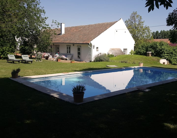 Country house with pool