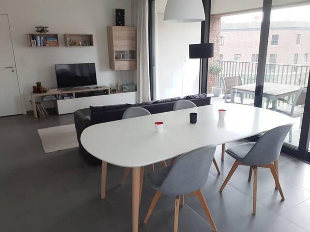 Cosy apartment - Groen Kwartier