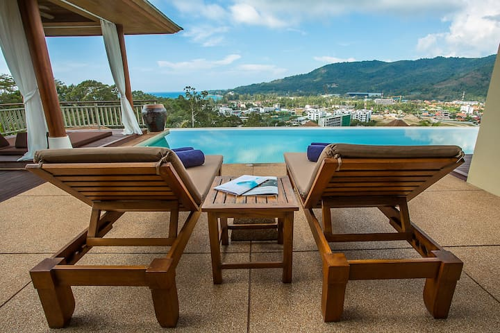Kamala Beach One Bedroom Pool Villa