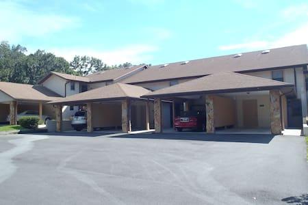Crystal River area townhouse - Hernando - Lejlighed