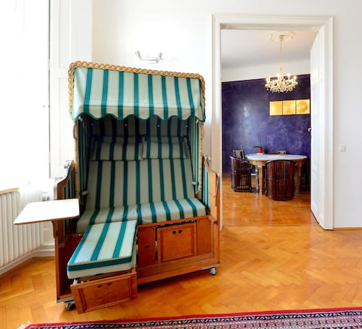 """Stylish, Cosy & Central """"Self-Check-In"""" apartment"""