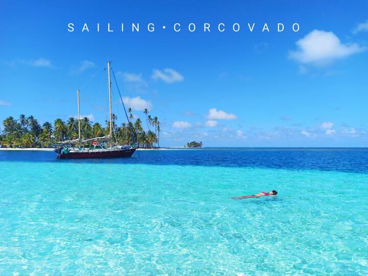 Discover Guna Yala with Corcovado Sailing Family