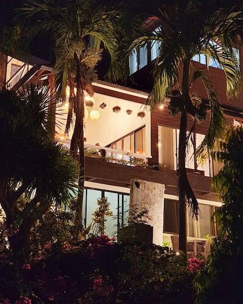 Villa by the Beach Ternate Staycation