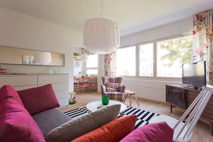 Kaunis koti 2:lle (51 m2)