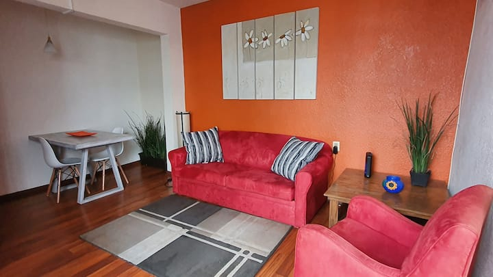 Lovely apartment at Condesa Center
