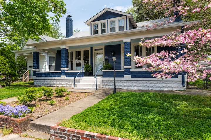 Charming 3 BR Bungalow- 15 Min to Churchill Downs