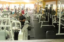 Hammerhead Gym is only 200m walk from us.  It is the most complete gym in Bali that offers more than 30 workout stations with world leading brands in a large air-conditioned space. It is also a fun place of Zumba, hip-hop, and belly dancing classes.