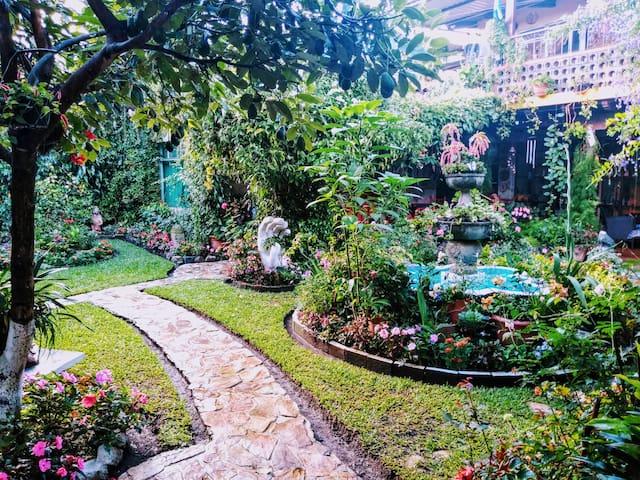 Peaceful Antigua Home   Relax in a Garden Oasis