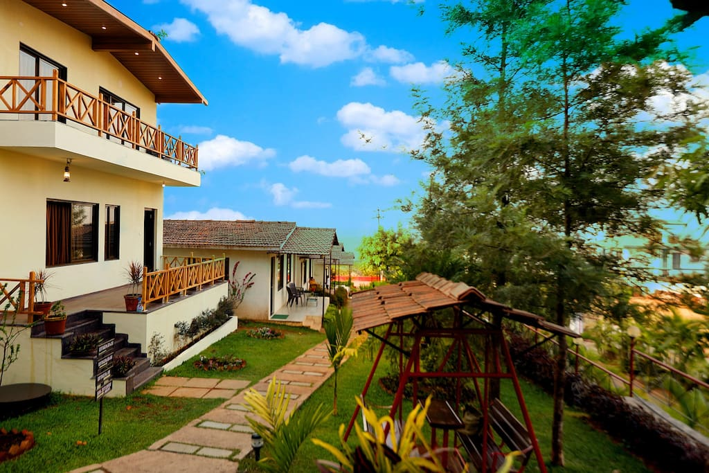 3 Bedrooms Duplex Cottage Lonavala In Pune Maharashtra India