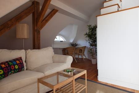 Charming flat in a prestigious neighborhood - Lägenhet