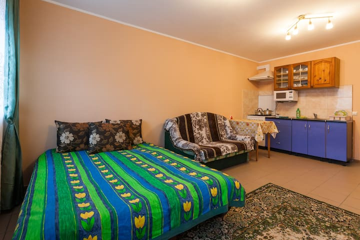 Домик на Володарского - Zelenogradsk - House