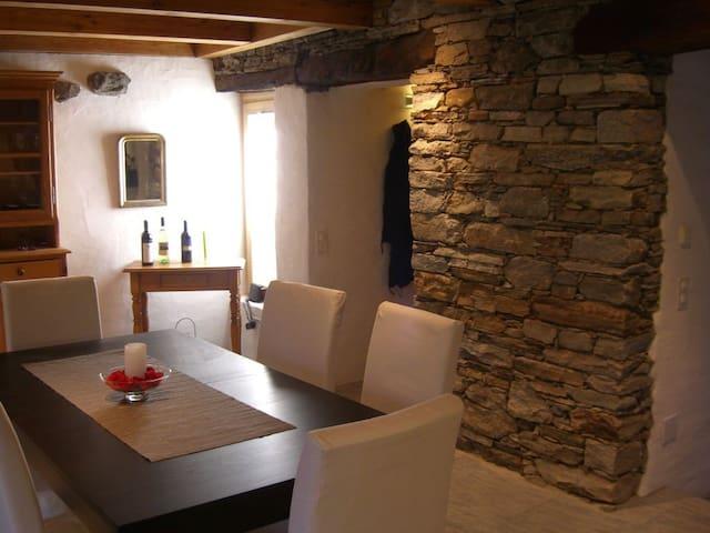 Rustico - confortable et moderne - Maggia - House
