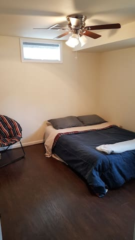 Spare Room Near Downtown Saratoga - Saratoga Springs - Hus