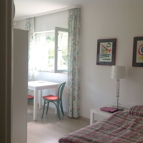 1-Room-appartement with kitchenette and bath - Usingen - 公寓