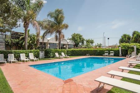 Appartamento in Residence con piscina - scicli - アパート