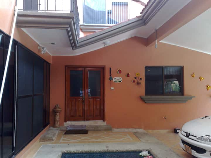 Casa Los Ríos, Habitación #1