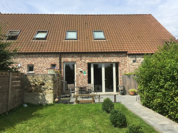 Guesthouse Luttelkolen, Nice house for 8 persons