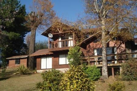 Casa entre Villarrica y Pocón - Ház