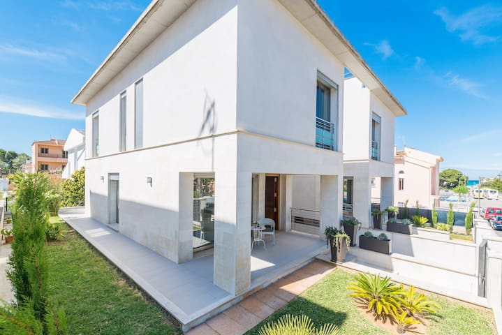 FORMENTERA 1 - Chalet for 6 people in Can Picafort.