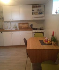 Appartement in the middle of Notodden. - Notodden - Pis