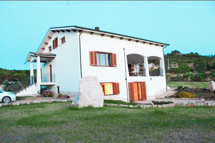 Natura e relax casa vacanze à 10 minuti da Alghero