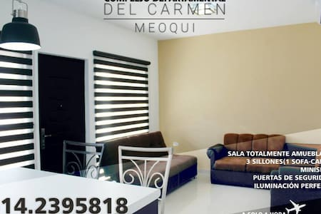 Complejo Departamental Del Carmen