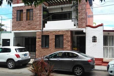 Carmelita's House