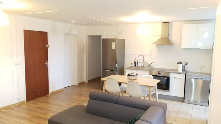 Apartment 10 persons 10 minutes from Paris