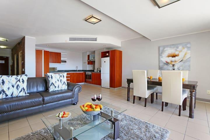 Modern 1 Bedroom Apartment in De Waterkant - Ciudad del Cabo - Apartamento