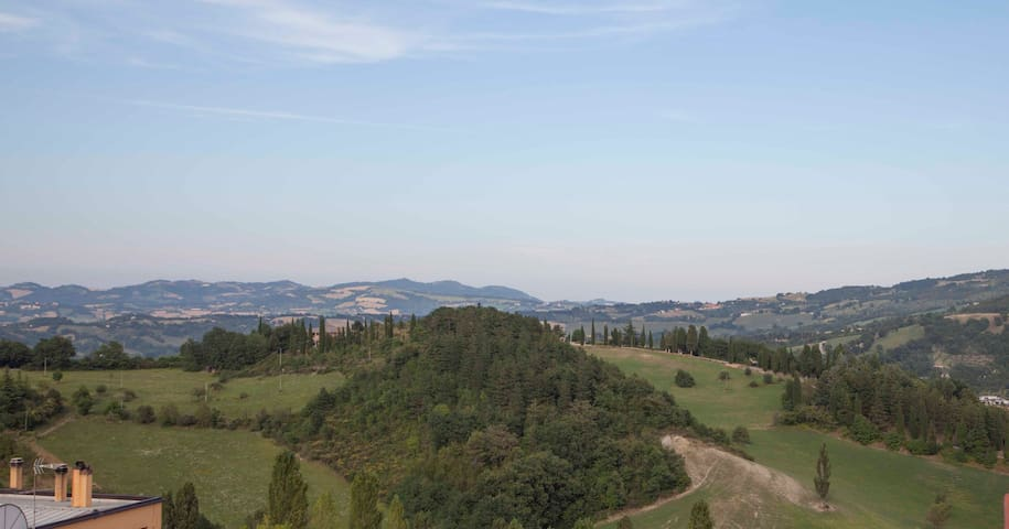 Penthouse just 1.9 kilometers from the center of - Urbino