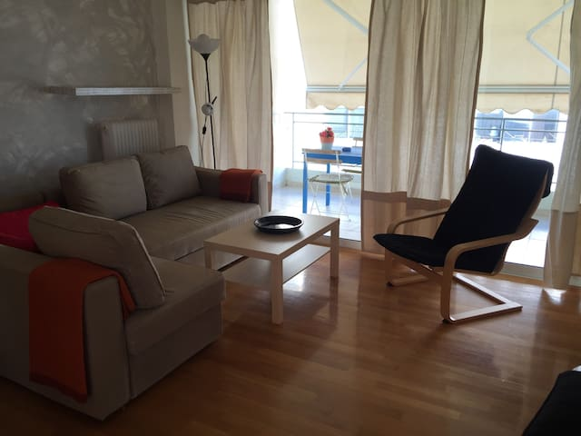 Acropolis City Apartment - Kallithea - Appartamento