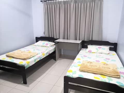 Budget Room for rent at Keningau,Sabah @ RM50/nite