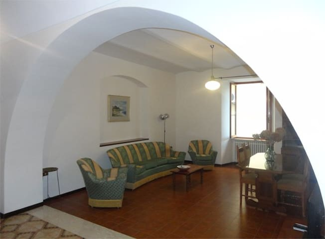 Residenza storica nel centro di Fossacesia