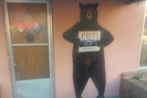 Potts Rocky Mountain Getaway