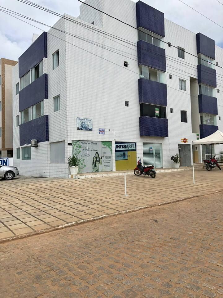 Apartamento no Centro de Jacumã