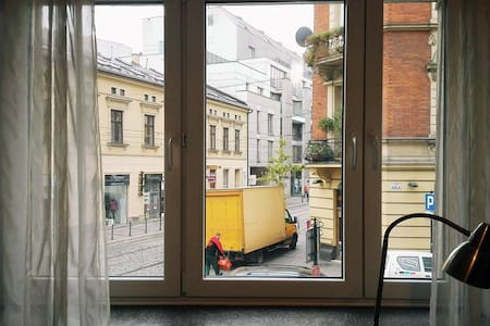 Studio with separated room Center - Cracovia