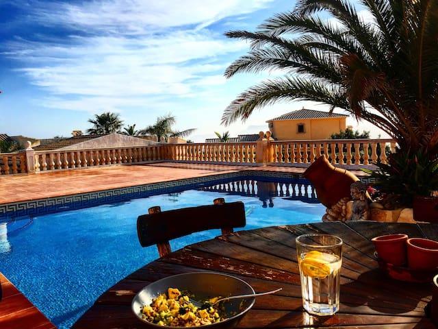 Villa & private pool,Cumbre del Sol - Benitachell - 別荘