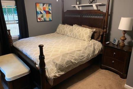 Cozy private home near Annapolis