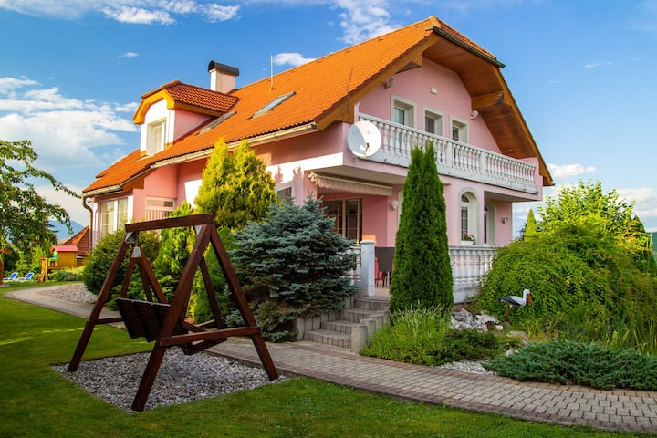 WOW Liptov Holiday House