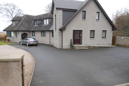 Loch Hart Guest House - Aberdeenshire - Gjestehus