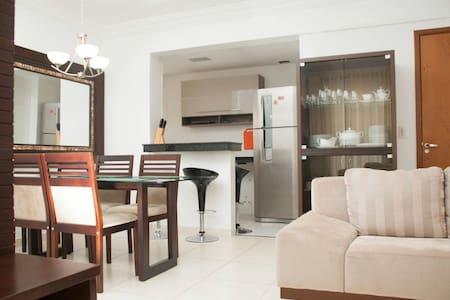 Apartamento en condominio de luxo - Goiânia - Lejlighed