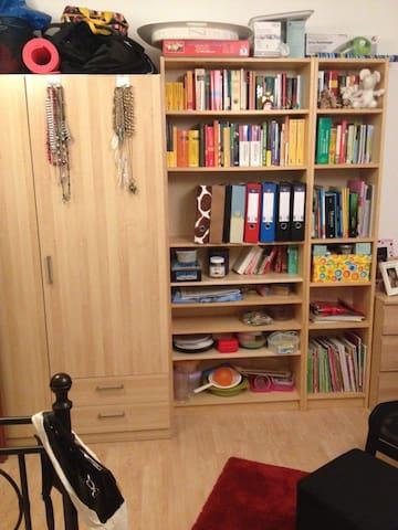 Helles Zimmer mit Balkon - Germersheim - Lägenhet
