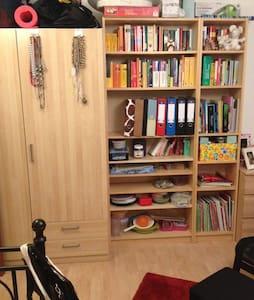 Helles Zimmer mit Balkon - Germersheim