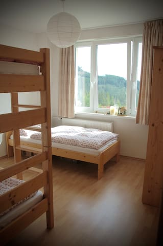 Private room in apartment - High Tatra Mountains
