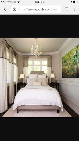 Beautiful bedroom for Businessmans - Reston - Appartement