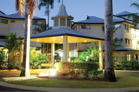2 bedroom apartment in Cairns - White Rock - タイムシェア