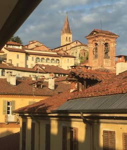 Romantico appartamento in centro - Saluzzo