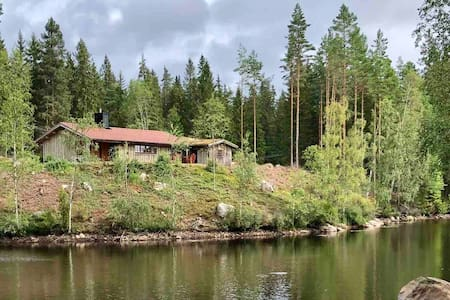 Cottage  by the lake 70 kvm