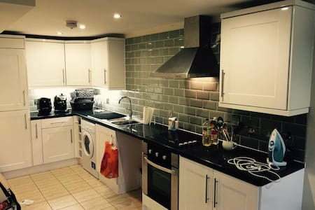 Luxury Apartment - Cardiff Champions League Final - Newport - 公寓