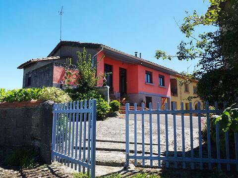 Casa Maruja.Zona rural,centro de Asturias.VV948.AS